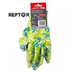 rękawice dla pań do prac w ogródku