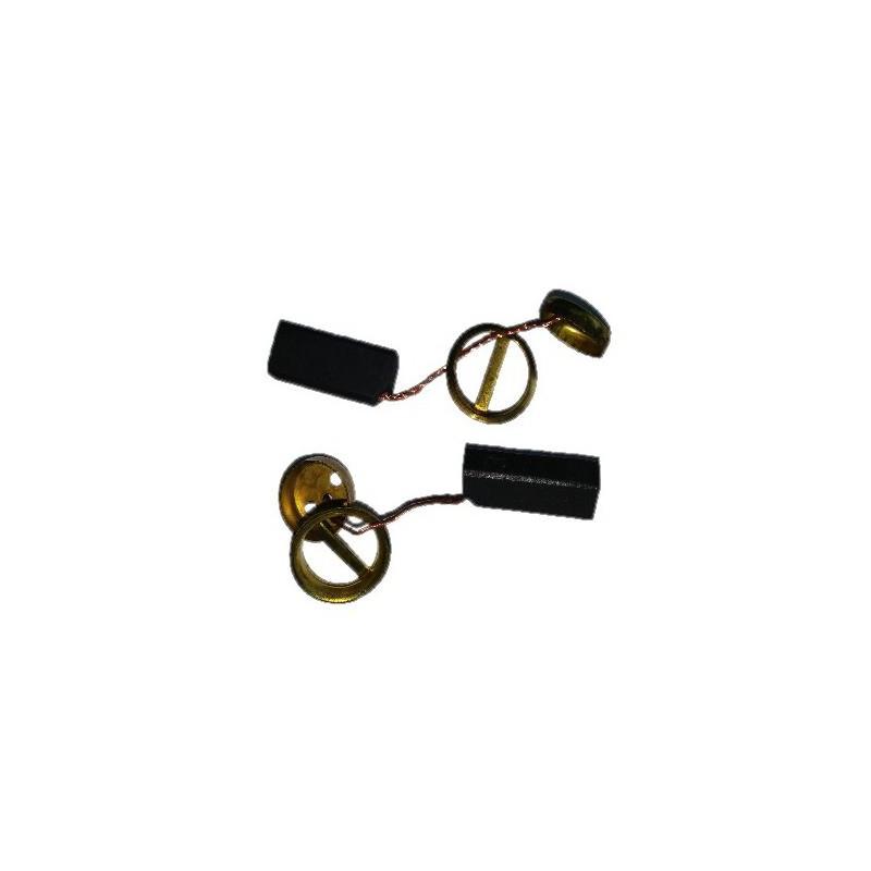 szczotka z blaszką okrągłą PRCb