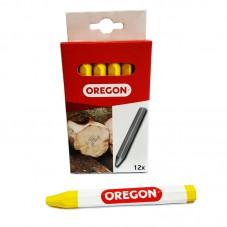 Lubryka żółta Oregon
