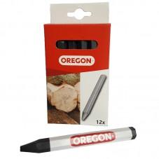 Lubryka czarna Oregon