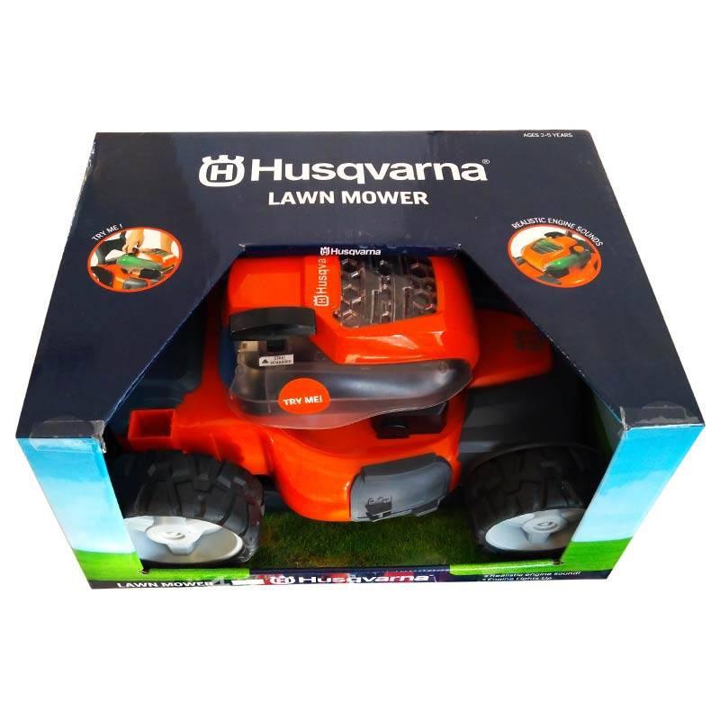 13b42b83d4 Zabawka Husqvarna kosiarka AWD na baterię (5824063-01) - sklep