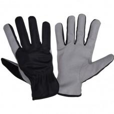 Rękawice ochronne skórzane...