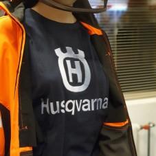 Koszulka granatowa Husqvarna