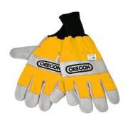 Rękawice antyprzecięciowe, ochronne, gumowe, ocieplane.