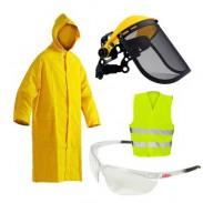 Ubrania robocze i dla pilarzy